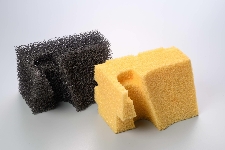 軟質材(軟質ウレタン、軟質スポンジ)の加工